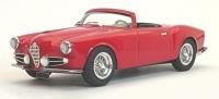 SG-038ALFA ROMEO 1900 SSZ CABRIOLET 1957 Rossa