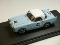 PI-236 Sunbeam Alpine N° 42 12H 1962  Sebring Drive Ken Miles-Lew Spencers