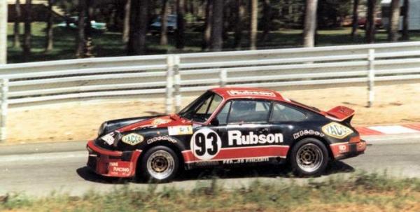 """GMK-043PORSCHE 911 SC """" RUBSON """" N° 93 L.M. 1980"""