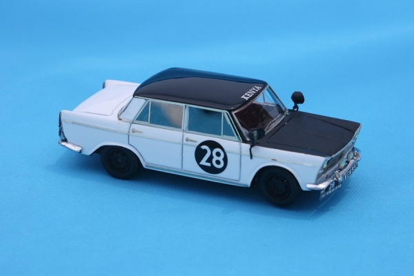 GMK-114FIAT 1800 n°28 Safari Rally  1960 Drive Gobby/Engelbrecht