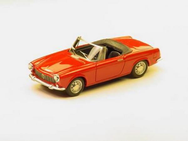 SG-021FIAT 1500 CABRIOLET 1962 Rossa