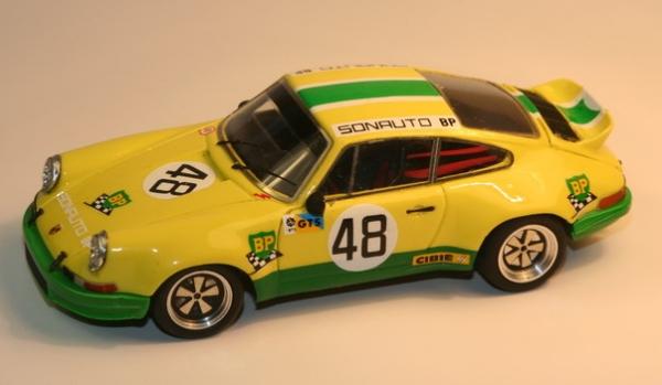"GMK-079PORSCHE 911 RS ""SONAUTO BP"" Le MANS 1973"
