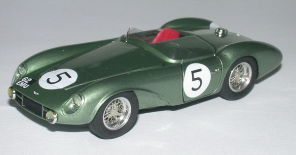 PI-223 Aston Martin DB3 N°5 Le Mans 1958 Drive Peter and Graham Whitehead