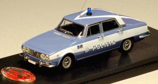 GMK-070ALFA-ROMEO 2000 BERLINA, POLIZIA STRADALE
