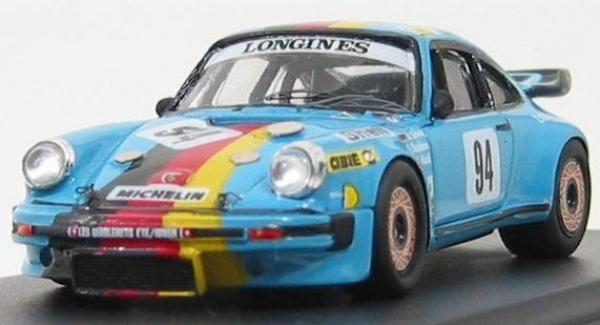 SPG-024Porsche 930 N° 94 Team Haldi  Le Mans  1983