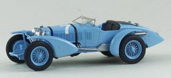 SG-049Alfa Romeo 8C 2300 Sommer- Felix  N° 7 L.M. 1934