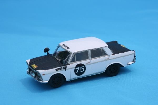 GMK-112FIAT  2300 N° 75 SAFARI RALLY 1963