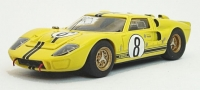 PI-108	FORD MKII N°8 LE MANS 1966 GIALLA