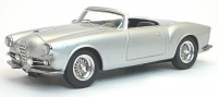 SG-033ALFA ROMEO 1900 SSZ CABRIOLET 1957 silver
