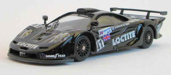 "SPG-012Mc Laren F1 GTR  ""Loctite"" N°41 Le Mans  1998"