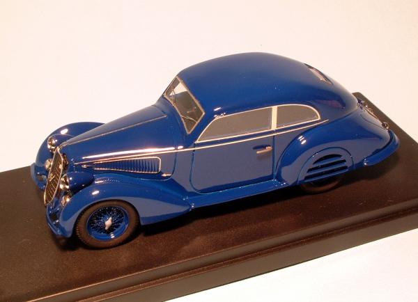 KLK-040b Alfa Romeo 6c 2300 telaio Pescara 1937