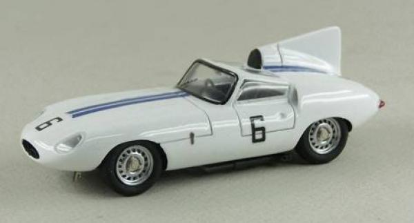 PI-245 - JAGUAR E2A 2 CUNNIGNHAM GURNEY-HANSGEN Le Mans 1960