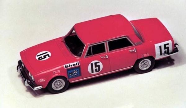 GMK-094ALFA ROMEO 1750 N°15  24 ORE DI SPA 1968