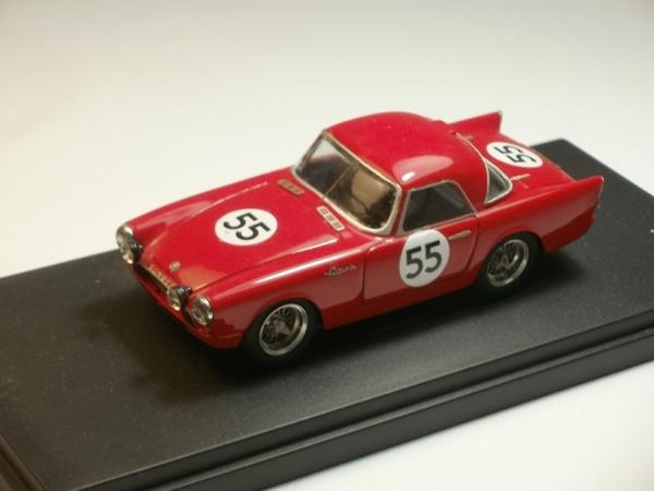 PI-228 Sunbeam Alpine 12 h sebring 1961 N 55 Driven by  Filippo Theodoli-Freddie Barrette