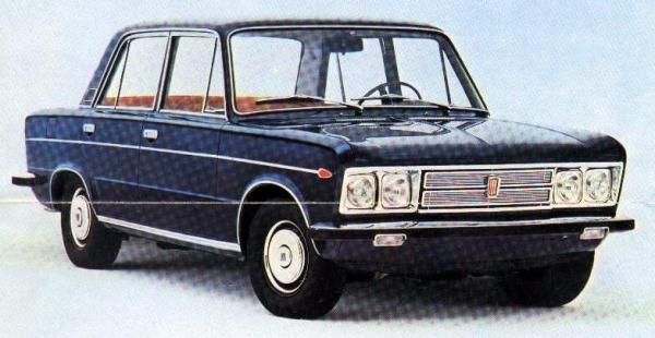 GMK-106FIAT 125 SPECIAL II SERIE