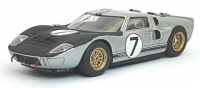 PI-107	FORD MKII N°7 LE MANS 1966 ARGENTO