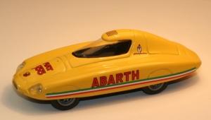PI-149ABARTH 500 DA RECORD PININFARINA 1959